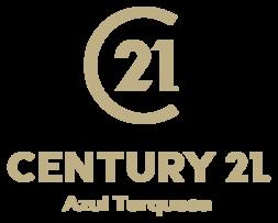 CENTURY 21 Azul Turquesa
